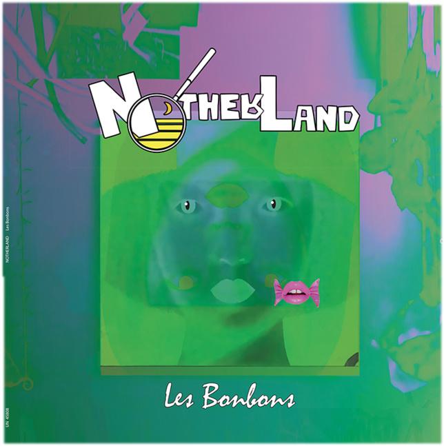 Album Les Bonbons                                            édité sur  CD, Vinyl ou vente sur plateforme de votre choix